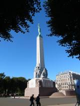 Vrijheidsbeeld Riga