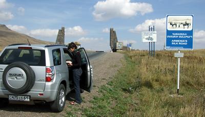 Armenië: zelf op pad met een huurauto