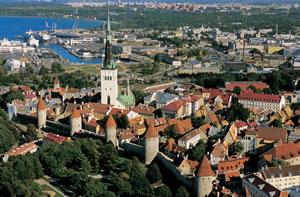 Estland Fly & Drive