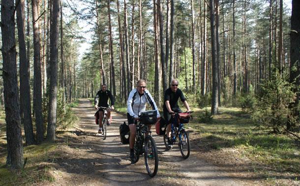 Uitgebreide reisinfo Fietsreis Dzukija Nationaal Park (8 dagen)