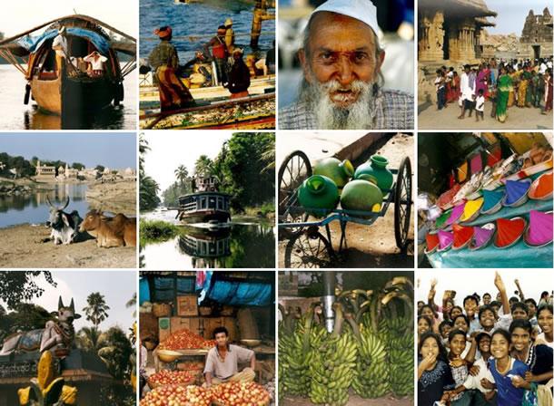 Blini Reizen in Zuid-India