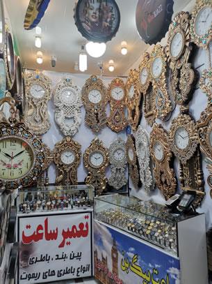 Kerman bazaar (foto: Ank & René)