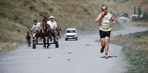 Kazbegi Marathon
