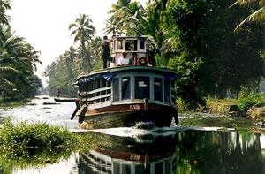 Kerala (14 dagen)
