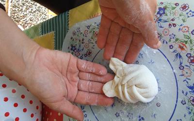 Khinkali, de Georgische variant van de dumpling