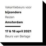 Vakantiebeurs Amsterdam op 17-18 april 2021 afgelast