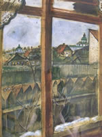Geboortehuis Marc Chagall