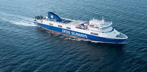 Met de boot naar de Baltische Landen