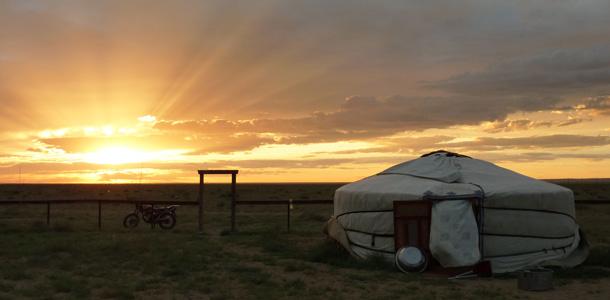 Mongolië Rondreis