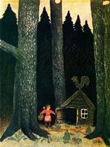 Yuri Vasnetsov (Russische illustrator van kinderboeken,1900-1973)