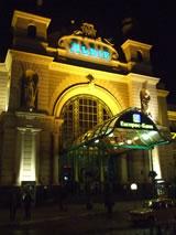 Het station van Lviv, Oekraïne (foto: Blini Reizen)