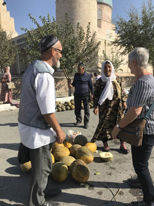 Rondreis Oezbekistan (foto's: Claire & Trees)