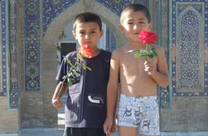 Algemene informatie Oezbekistan