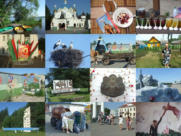 Selectie Wit-Rusland foto's Blini Reizen