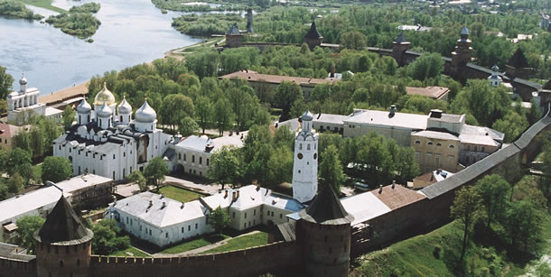 Pskov & Novgorod