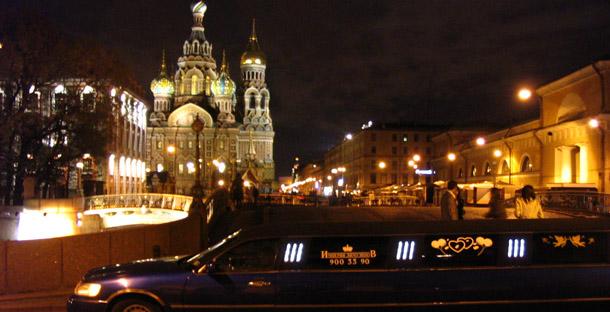Sint-Petersburg Stedentrip