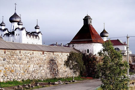 Cultural and Historic Ensemble of the Solovetsky Islands (foto: Jacopo, zie: https://whc.unesco.org/en/list/632/gallery/