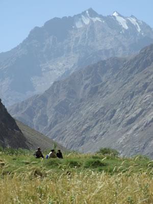 Tadzjikistan: de Bartang-vallei