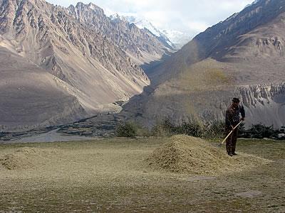 Tadzjikistan: de Wakhan-vallei