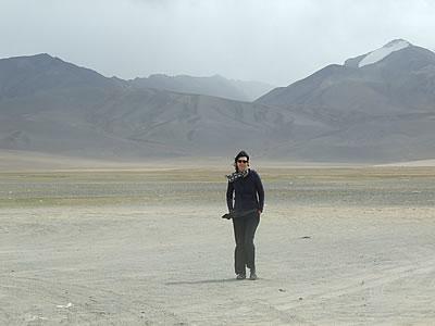 Tadzjikistan: bijna geen andere toeristen