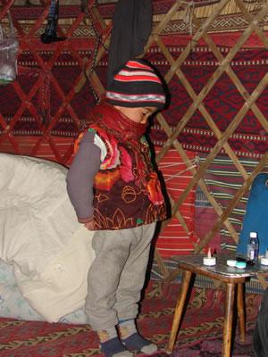 Tadzjikistan: overnachten in een yurt bij de herders