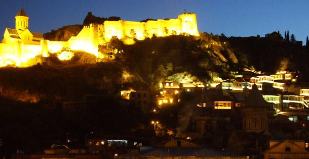 Uitgebreide reisinfo Tbilisi & Jerevan Stedentrip