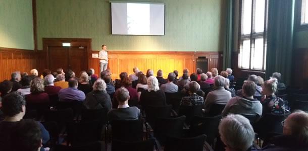 Beurs van Berlage Amsterdam: presentatie Veilingzaal