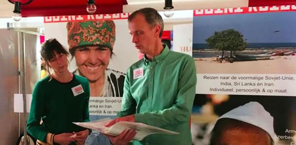Beurs van Berlage Amsterdam: Wouter & Irene