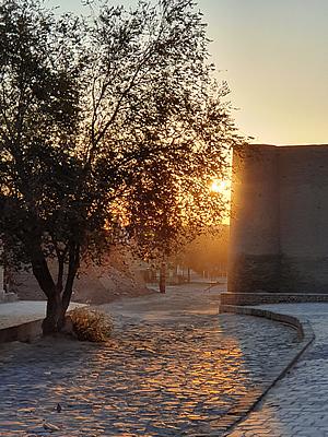 Tip Khiva: bezoek de Ichan-Kala bij zonsopgang