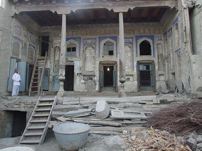 Tip Oezbekistan: de volkswijken van Samarkand