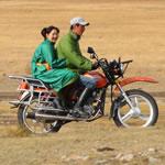 Reisplannen? Bijv. een treinreis door Rusland, Mongolië en China (foto: Astrid)