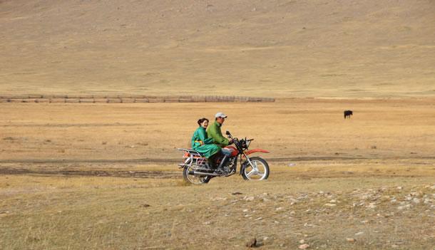 Een (trein)reis door Rusland, Mongolië en China (foto: Astrid)