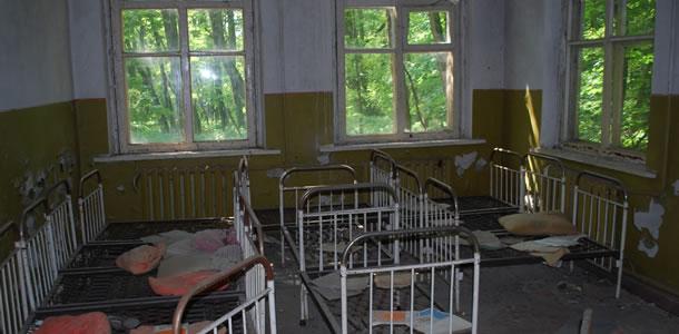Excursie Tsjernobyl & Pripjat