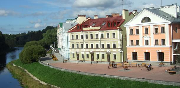 Van Tallinn naar Petersburg