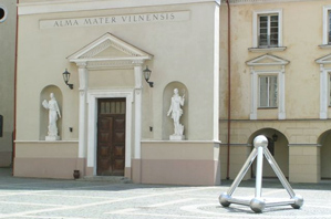 Vilinius Stedentrip