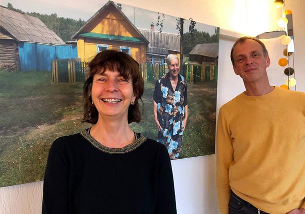 Wouter van der Meer & Irene de Jonge van Blini Reizen